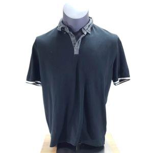 [Sean John] Short Sleeved Polo Shirt